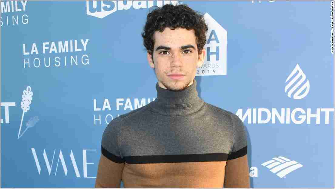 Cameron Boyce Height And Body Measurements