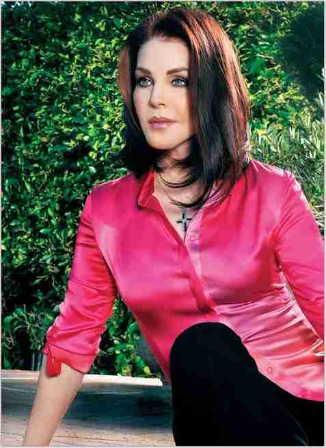 Priscilla Presley Height And Body Measurements