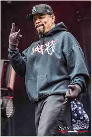 Ice T Height